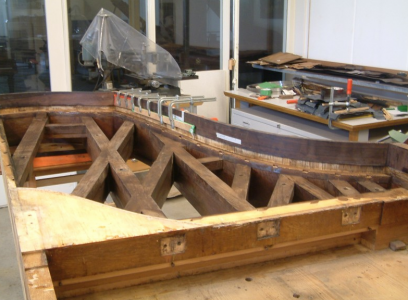 Bluthner restoration