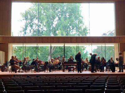 Orchestra of 18th Century, Maria Joao Pires, Erard, Arnhem
