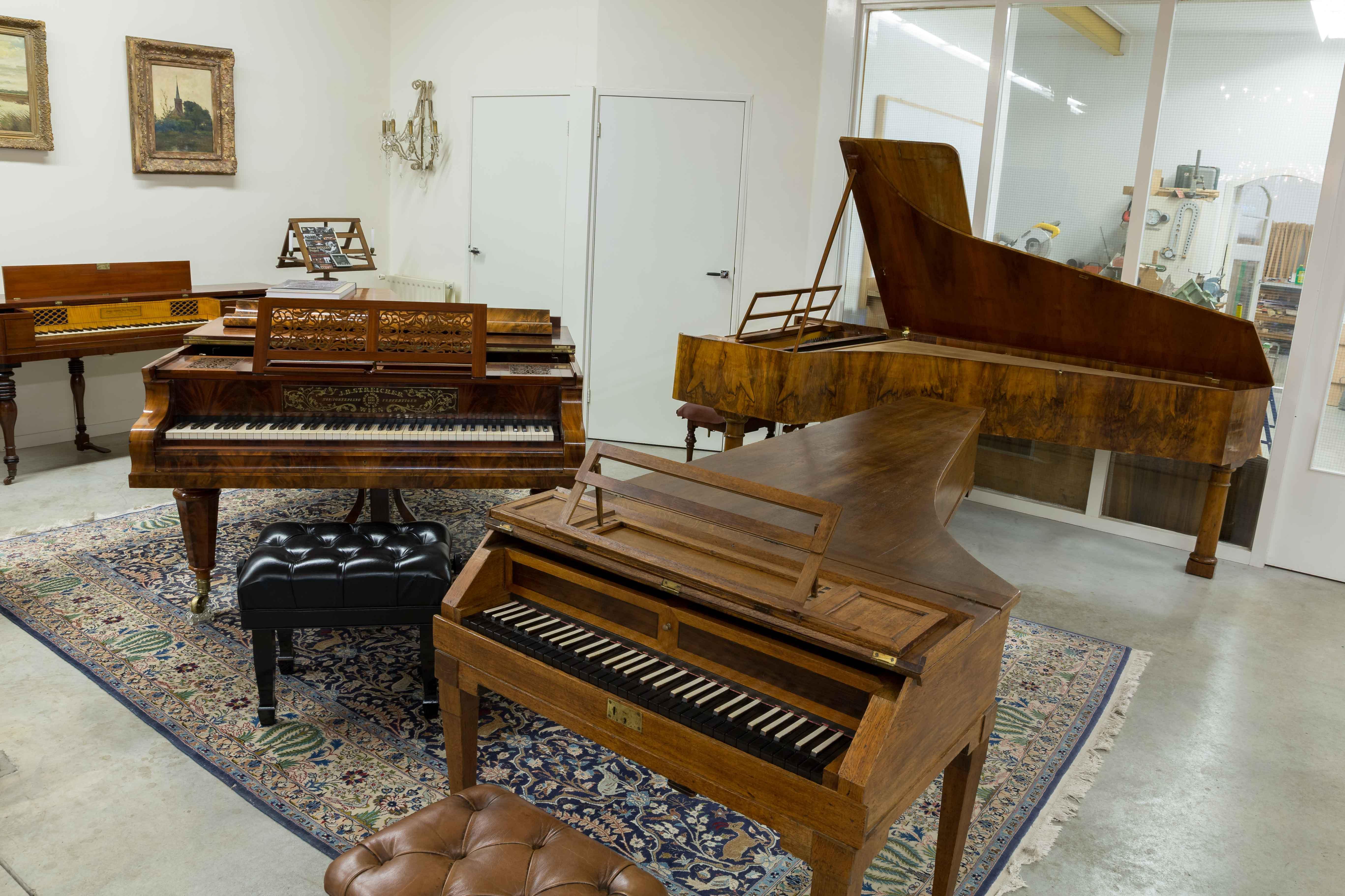 Studio facilities