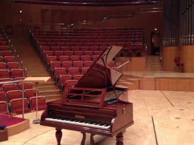 Pleyel 1829 in Koelner Philharmonie