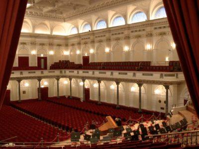 In Concertgebouw Amsterdam