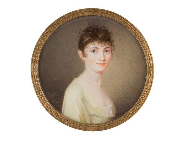 Miniature ca. 1810
