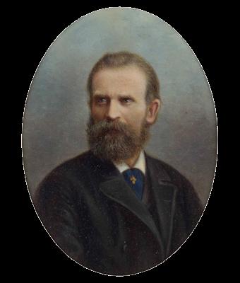 Miniature ca. 1870