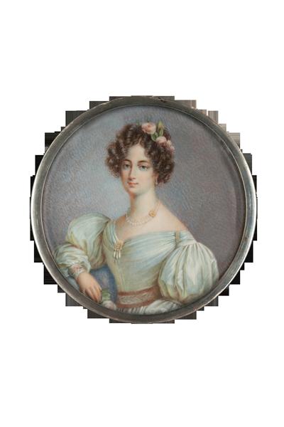 Miniature around 1830