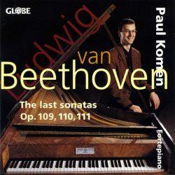 Paul Komen Beethoven