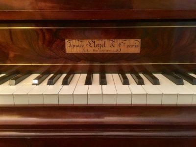 Ignace Pleyel nameplate