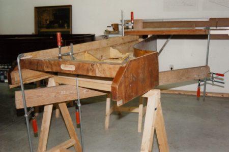 Rebuilding the instrument