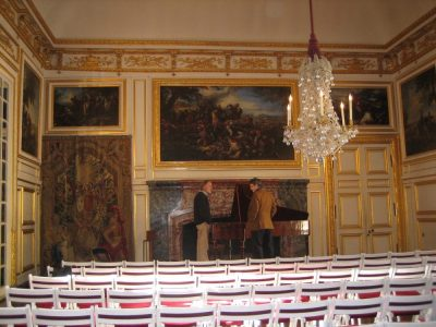 Lagrassa in Palace of Versailles