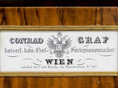 Conrad Graf nameplate