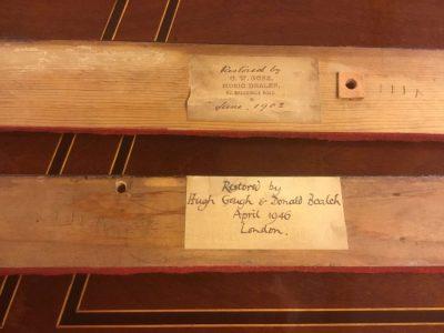 restoration labels