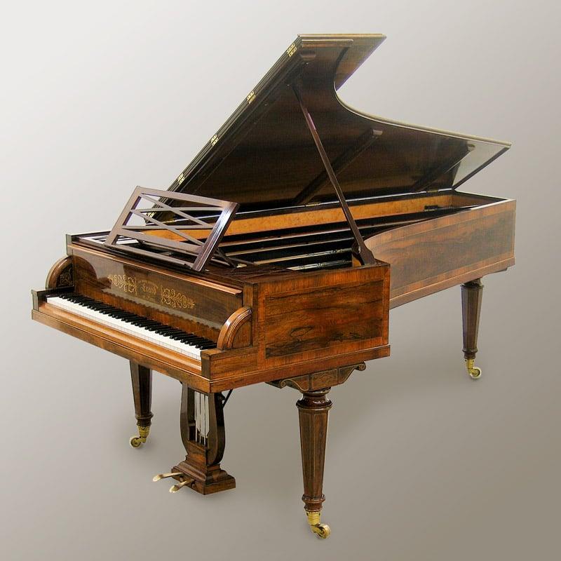 Erard 1837 Rosewood 800 1