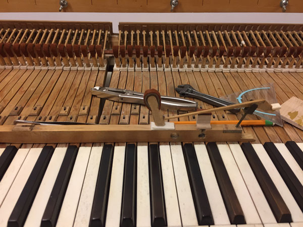 Haschka keys